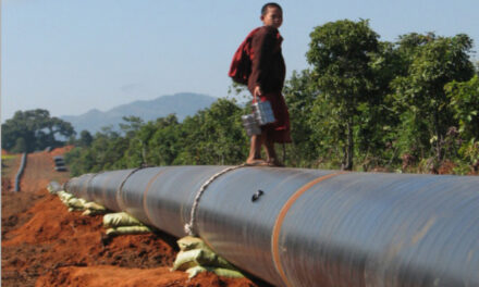 BURMA'S RESOURCE CURSE THE CASE FOR REVENUE TRANSPARENCY IN THE OIL AND GAS SECTOR