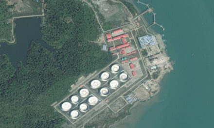 Myanmar: China and the Kyaukpyu Deep Sea Port