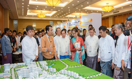 Singapore Agency to Help Myanmar Find Partners for Key Infrastructure Projects