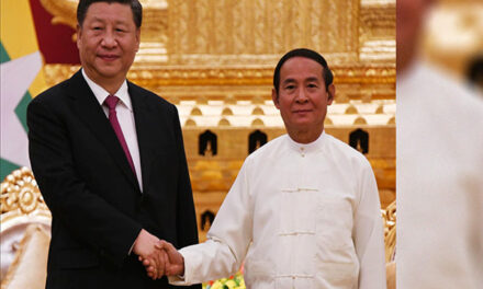 Xi Hopeful on Belt and Road Projects in Myanmar During COVID-19