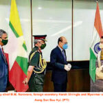 India plans $6-billion refinery project in Myanmar to cement ties