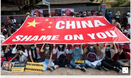 Analysis: 'Chinese business, Out!' Myanmar anger threatens investment plans