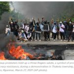 To Support Myanmar's Protesters, Sanction Its Oil and Gas Sector
